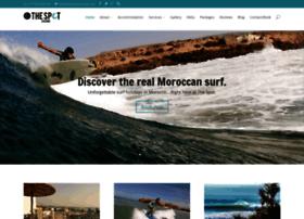 thespotmorocco.com