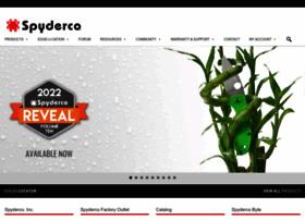 thespydercostore.com