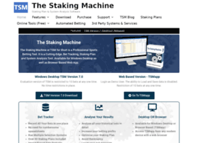 thestakingmachine.com