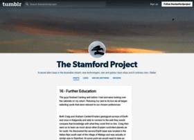 thestamfordproject.tumblr.com
