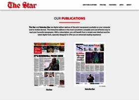 thestar.newspaperdirect.com