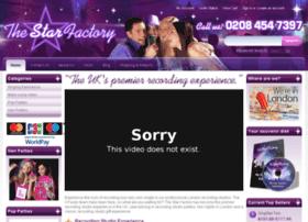 Thestarfactory.co.uk