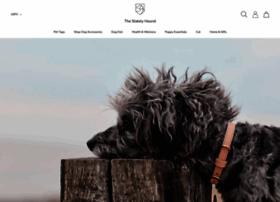 thestatelyhound.com
