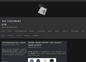 thestatementbox.com