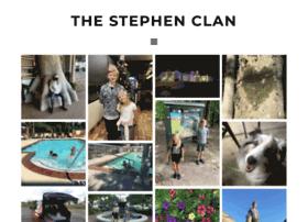 thestephenclan.com