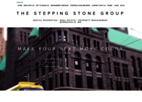 thesteppingstonegroup.com