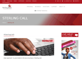 thesterlingone.net
