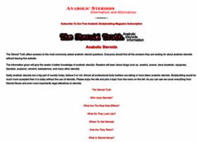 thesteroidtruth.com