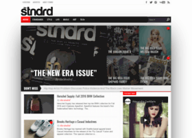 thestndrd.com