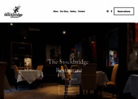 thestockbridgerestaurant.co.uk