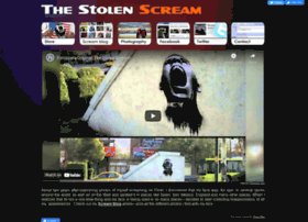 thestolenscream.com