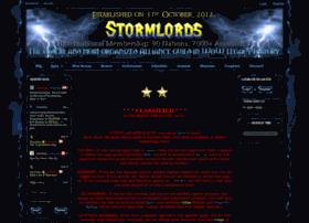 thestormlords.com