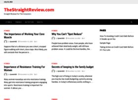 thestraightreview.com