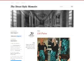 thestreetstylememoirs.wordpress.com