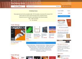 thestringzone.co.uk