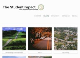 thestudentimpact.com