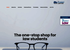 thestudentlawyer.com