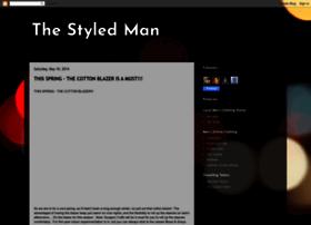 thestyledman.blogspot.com