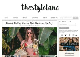 thestylelane.com