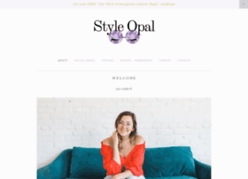 thestyleopal.com