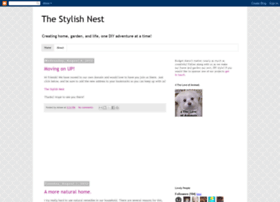 thestylishnest.blogspot.com