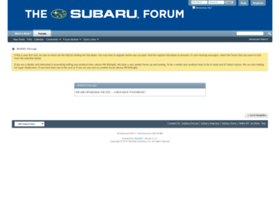 thesubaruforum.com