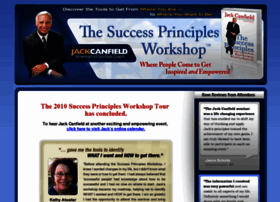 thesuccessprinciplesworkshop.com