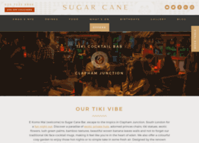 thesugarcane.co.uk