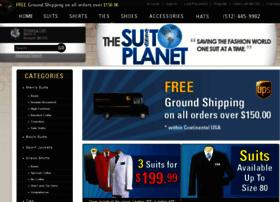 thesuitplanet.com