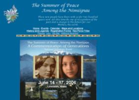 thesummerofpeace.org
