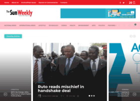 thesunweekly.co.ke