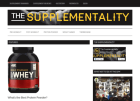thesupplementality.com
