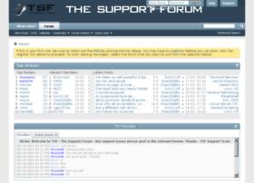thesupportforum.com
