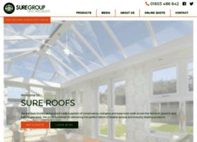 thesuregroup.co.uk