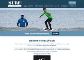 thesurfclubcornwall.co.uk