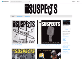 thesuspects.bandcamp.com