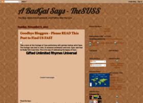 thesuss.blogspot.com