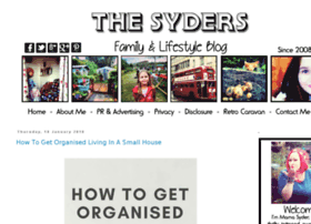 thesyders.blogspot.com