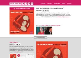 thesylvesterstalloneshow.wolfpop.com