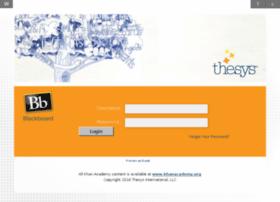 thesys.blackboard.com