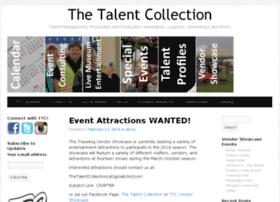 thetalentcollection.com