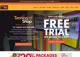 thetanningshop.co.uk