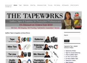 thetapeworks.com