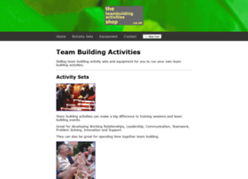 theteambuildingactivitiesshop.co.uk
