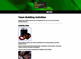 theteambuildingactivitiesshop.co.uk