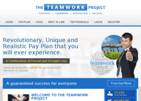 theteamworkproject.org