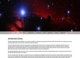 thetheologiansoforion.com