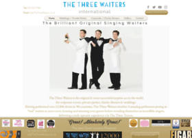 thethreewaiters.co.uk