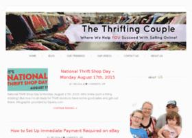 thethriftingcouple.com