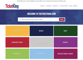 theticketking.com